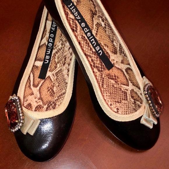 libby. edelman Shoes - ❤️ LIBBY EDELMAN JEWEL FLATS